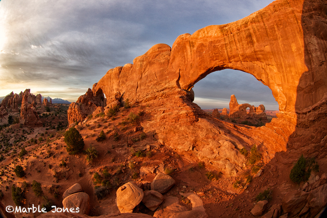 Marble Jones Photography Turret Arch